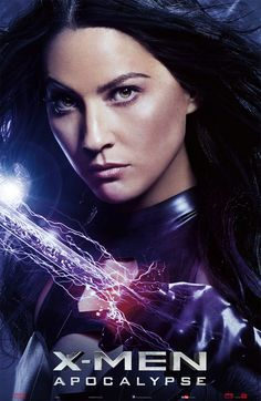 X-Men Apocalypse Character Psylocke - 20th Century Fox - kulturmaterial