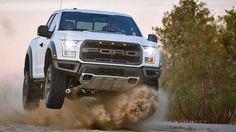 The Ford F-150 Raptor Is the Perfect Truck