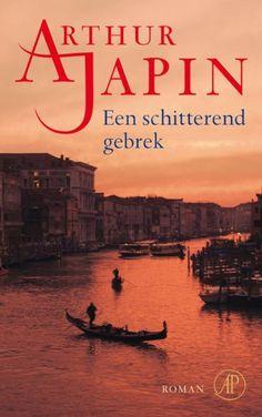 """Tip van een bibliotheekmedewerker: """"Arthur Japin - Een schitterend gebrek: prachtig!"""""""