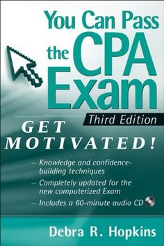 How To Pass A CPA Exam The First Time