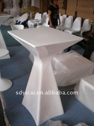 high square bar table - Google Search