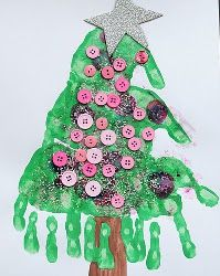 Preschool Crafts for Kids*: christmas tree