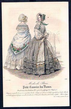 1841, Petit Courrier des Dames
