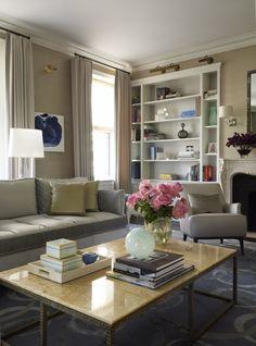 Master Bedroom in Park Avenue Combination in New York City ...