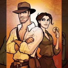 Indiana Jones en illustrations! - Page 21