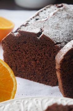 Moje Wypieki | Kakaowo - kawowe ciasto na jogurcie Food Cakes, Cake Recipes, Deserts, Good Food, Food And Drink, Sweets, Bread, Homemade, Cookies