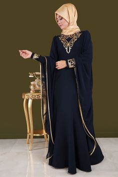 New Designs of Traditional Abaya best and unique Abaya and Hijab designs f. New Designs of Traditional Abaya best and unique Abaya and Hijab designs for all Muslim girls Iranian Women Fashion, Arab Fashion, Islamic Fashion, Muslim Fashion, Modest Fashion, African Fashion, Fashion Outfits, Habits Musulmans, Hijab Style Dress