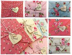 12 x Will you be my bridesmaid Card, Wedding Invitation, bridesmaid reveal. Maid of honour, Matron of Honour, Vintage floral fabric envelope