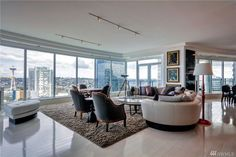 The Real Fifty Shades Of Grey Apartment Has Y Written All Over It