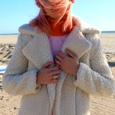 #behindthescenes of our Cold Weather Shop #nastygal