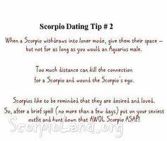 Scorpio jealousy test