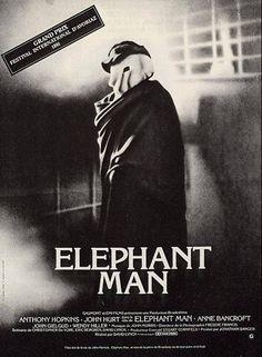 CCL - Cinema, Café e Livros: FILME: O Homem Elefante