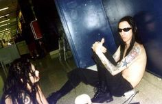 Marilyn Manson and Missi?