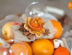Matrimonio fai da te: le bomboniere ecologiche con le bucce d'arancia