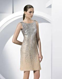 Pronovias 2012: Fotos de los vestidos de fiesta en tonos pastel