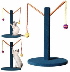 juguetes caseros para gatos 4                                                                                                                                                     Más