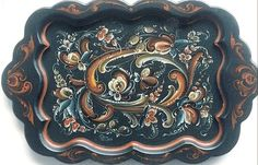 Chippendale Tray with Telemark - Pattern Packet