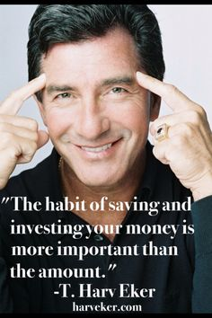 Even if you only earn $100 a week put $1 into a savings jar.  http://www.harveker.com/