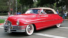 1949 Packard 2279 convertible