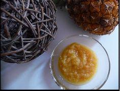 Recette Compote pommes/ananas à la vanille par Papilles-on-off - recette de la catégorie Desserts & Confiseries