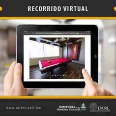 Ya puedes recorrer virtualmente la casa del primer premio. http://www.sorteo.uanl.mx/primer-premio/