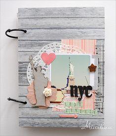 Travel album NYC - Lady Liberty