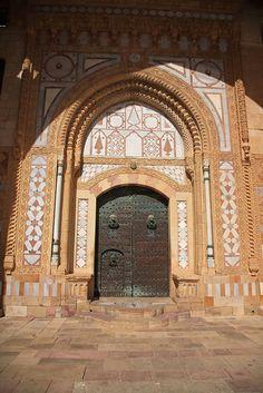 Beiteddine Palace, Beiteddine, Lebanon - One of my favorite places I visited while in Lebanon