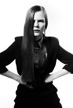 Fashion on Behance mua&hair fanny burgos