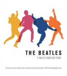 THE BEATLES: IT WAS 50 YEARS AGO TODAY [6217] - $69.00 : Beatles Gifts, The Fest for Beatles Fans