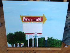 Painting in progress...2006 final season