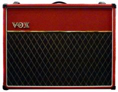 Red Vox AC30 Amplifier