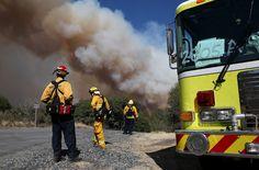 Rim Fire: Wildfire Near Yosemite National Park Nearly Quadruples In Size, Prompting Evacuations.  By GOSIA WOZNIACKA 08/22/13 11:55 PM ET EDT AP