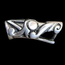 M57 Wolfshead Bracelet Terminal