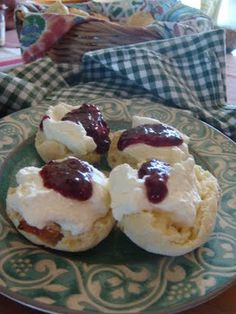 Laura's Masterchef Scones
