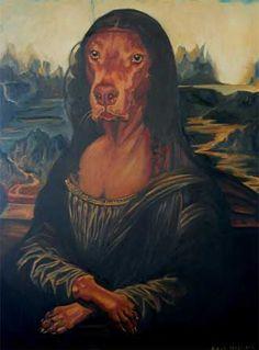 Ashley Beech Reid : The Mona Vizsla