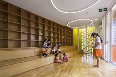 Gallery of Chuon Chuon Kim 2 Kindergarten / KIENTRUC O - 4