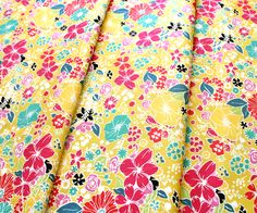 Art Gallery Fabrics Abloom Fusion Fashion Scent Abloom