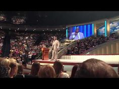 """Pastor John Gray sings """"Thriller"""" by Michael Jackson with a Christian twist - freestyle Sept 23 2012 Lakewood Church, Pastor John, Td Jakes, Christine Caine, John Gray, God Is Good, Michael Jackson, Ministry, Thriller"""