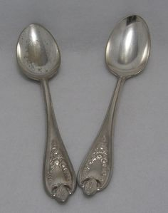 Old Colony by 1847 Rogers Plate Silverplate Berry Spoon 9/""