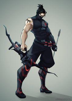 Hanzo Shimada - Blackwatch