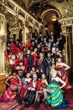 Le Moulin, In Boston, Emerson, Colonial, Theatre, Broadway, Board, Moulin Rouge, Theatres