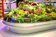 vitrine réfrigérée concept fromagerie boucherie charcuterie traiteur snacking fromagerie mobilier réfrigéré meuble froid fruits et légumes