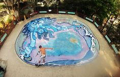 by Balian - Skatepark - Graff