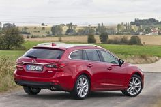2014 Mazda6 Wagon (Euro Spec) - Picture Number: 592533