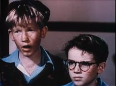 Dale Belding, Gerald Perreau (aka Peter Miles) | Who Killed Doc Robbin (1948)