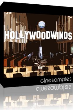 """Cinesamples: """"Hollywoodwinds"""""""