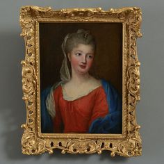Timothy Langston - An 18th Century Portrait of a Lady