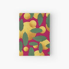 'Leaves and golden orb abstract' Hardcover Journal by Amanda D-Hay Amanda, My Arts, Leaves, Journal, Art Prints, Abstract, Printed, Awesome, Artist