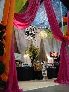 A Bridal Show Booth Idea That Works