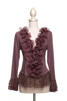 Dressing Your Truth - Type 2 Beautiful Embrace Cardigan